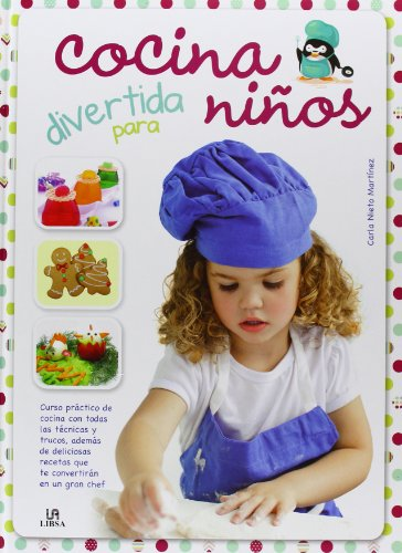 9788466225403: Cocina divertida para niños / Cuisine fun for kids (Spanish Edition)