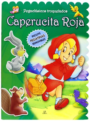 9788466226080: Caperucita Roja / Little Red Riding Hood (Spanish Edition)