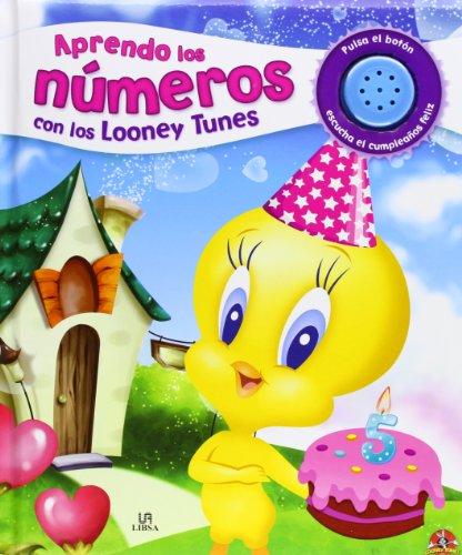 9788466226233: Aprendo Los Números Con Los Looney Tunes (Mi Primer Libro con Sonido Looney Tunes)