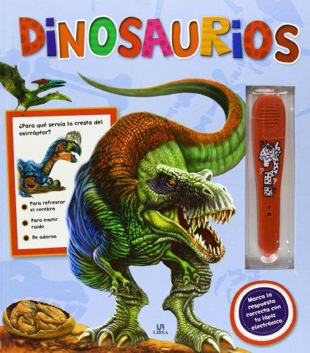 9788466226646: Dinosaurios (+ Lapíz Electrónico) (Mi Pequeño Doctor Genio)