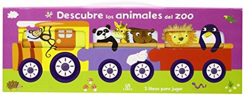 9788466226684: Descubre los Animales del Zoo