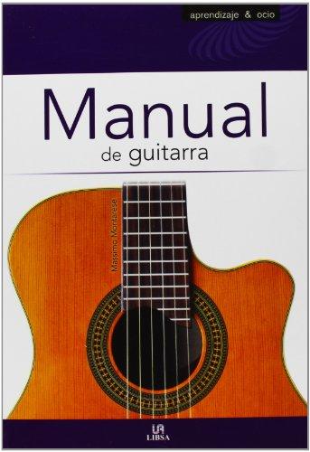 9788466226974: Manual de guitarra / Guitar Manual (Spanish Edition)
