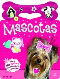 9788466227469: MASCOTAS-PEGATINAS Y COLORINES