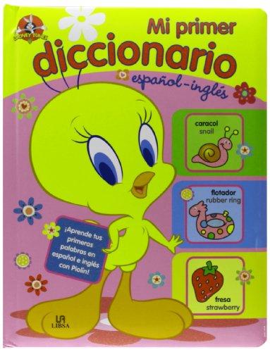 9788466227643: Mi primer diccionario español-inglés (Mi Primer Diccionario Looney)