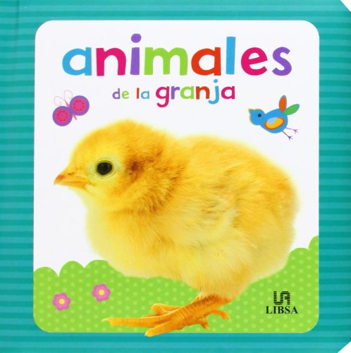 9788466227667: Animales de la granja/Farm Animals (Animalitos) (Spanish Edition)