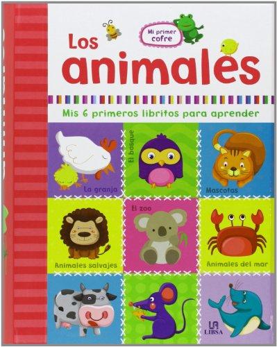 9788466228169: Animales. Mi Primer Cofre