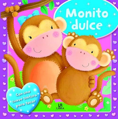 9788466228275: Monito Dulce (Mi Primer Libro con Textura)