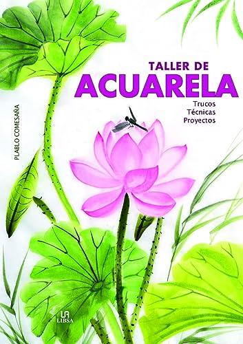 9788466228596: Taller de Acuarela