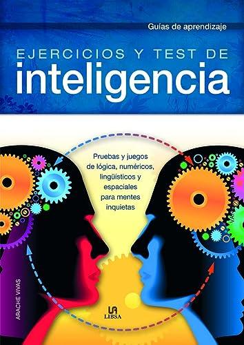9788466228671: Ejercicios y Test de Inteligencia