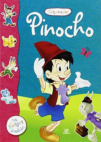 9788466228961: Pinocho (Stickercuentos)