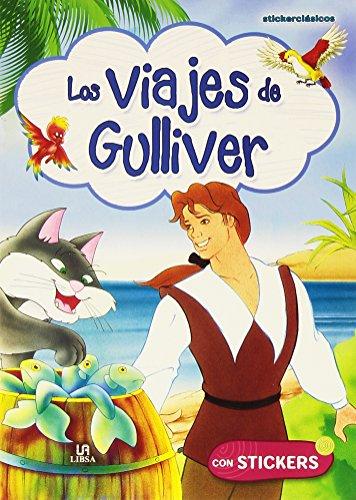 Stickerclásicos 4. Los viajes de Gulliver
