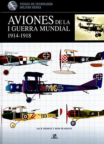 Aviones de la I Guerra Mundial 1914-1918: Herris, Jack
