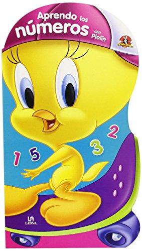 9788466229852: Aprendo los Números con Piolín (Looney-Libro)