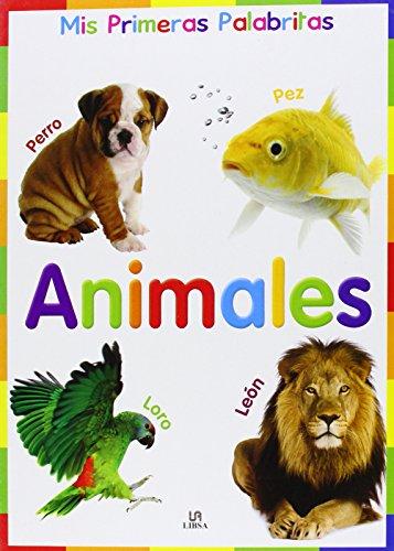 9788466230056: Animales (Mis Primeras Palabritas)