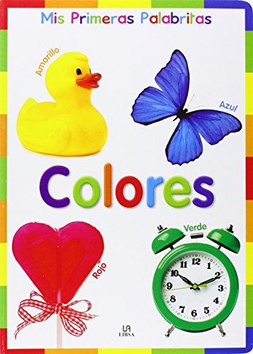 9788466230063: Colores (Mis Primeras Palabritas)