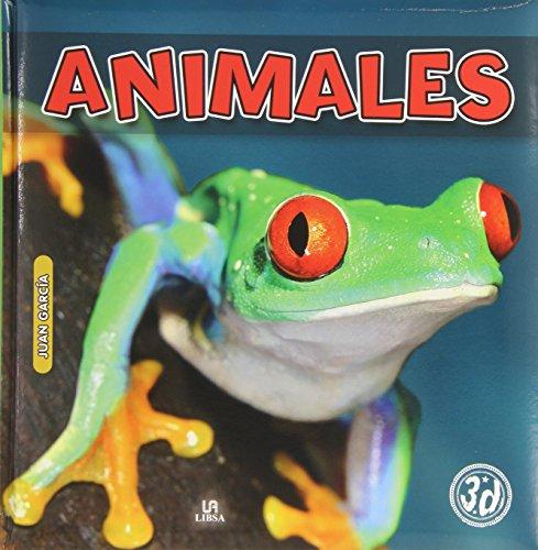 9788466230346: Animales (Mi Primer Manual)