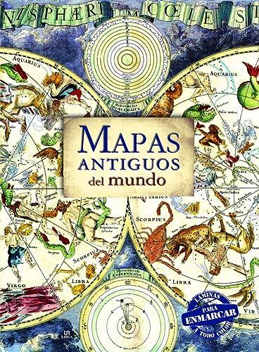 Mapas antiguos del mundo: Rodr?guez Gonz?lez, Enrique