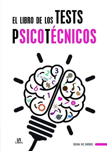 9788466231398: El Libro de los Tests Psicot�cnicos