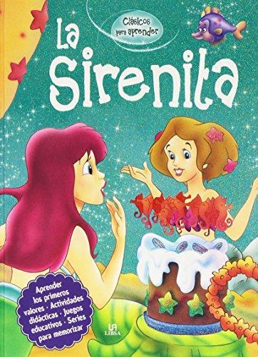 9788466231671: La Sirenita (Clásicos para Aprender)
