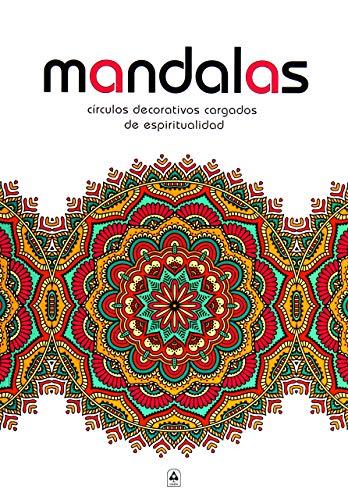MANDALAS CIRCULOS DECORATIVOS CARGADOS D