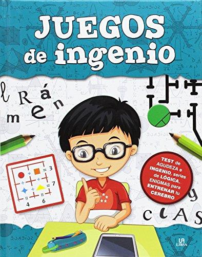 JUEGOS DE INGENIO-TESTS DE LOGICA-NUEVO