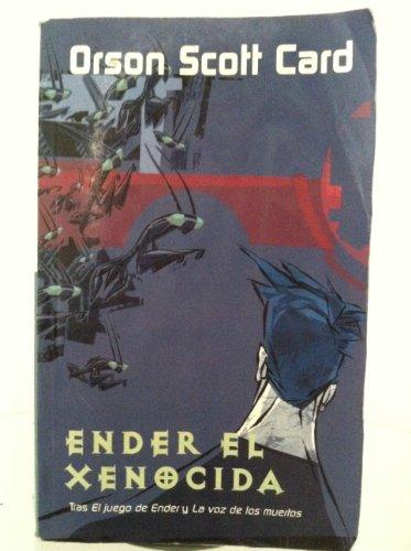 9788466300414: Ender xenocida