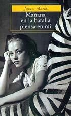 9788466300704: Manana En La Batalla Piensa En Mi (Punto de Lectura) (Spanish Edition)