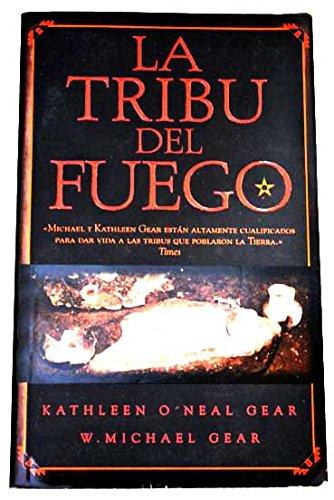 9788466300858: Tribu del fuego, la (Punto De Lectura)
