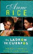 9788466302364: El Ladron De Cuerpos/ The thieves Bodies (Spanish Edition)