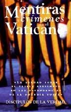 9788466302555: Mentiras y crimenes en el vaticano
