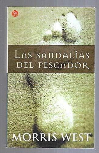 9788466303125: Las Sandalias Del Pescador (La Rana Lola)
