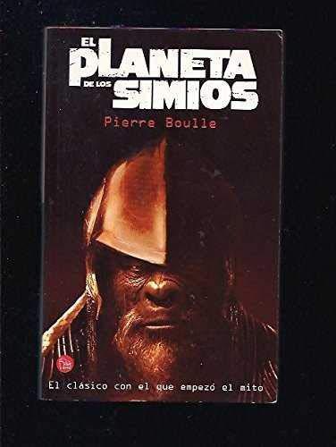 9788466303736: El planeta de los simios