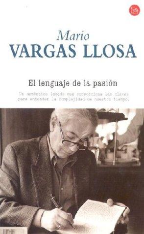 9788466305396: El lenguaje de la pasión (Punto de Lectura) (Spanish Edition)