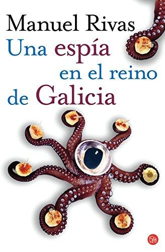 9788466306751: Una espía en el reino de Galicia (Narrativa Española)