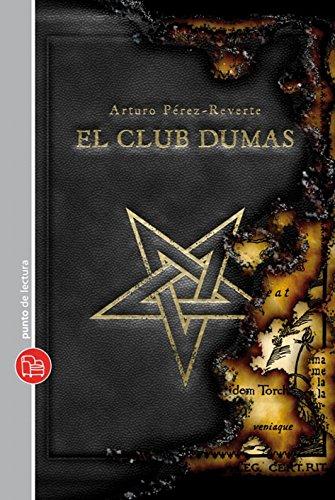 9788466307284: El club Dumas