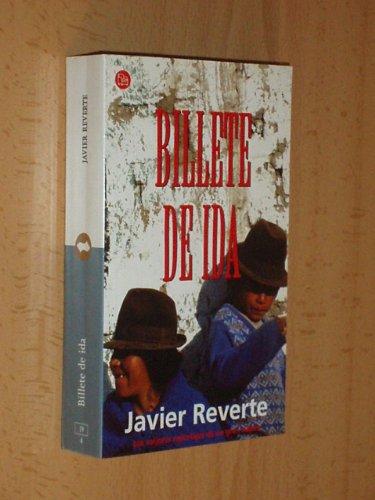 Billete de ida: Javier Reverte