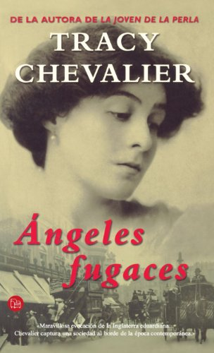 Ángeles fugaces: Chevalier, Tracy