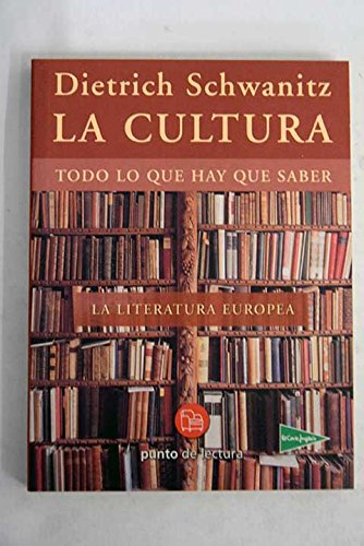 9788466315043: La cultura : todo lo que hay que saber
