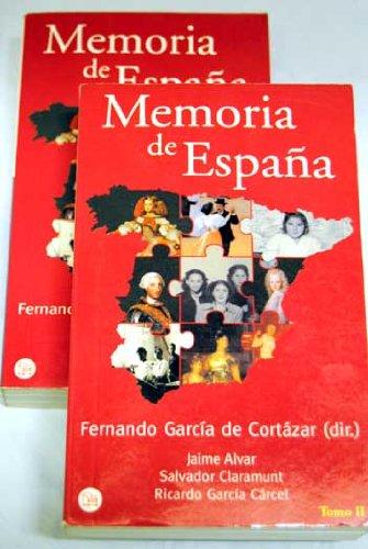 9788466316545: MEMORIA DE ESPAÑA (2 TOMOS) PDL (Punto De Lectura)