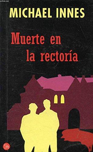9788466317207: MUERTE EN LA RECTORIA-NN (MICHAEL INNES) (Punto De Lectura)