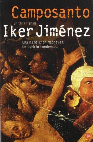 Camposanto (Narrativa (Punto de Lectura)): Jiménez Elízari, Iker