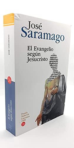 9788466318457: El Evangelio Segun Jesucristo (Narrativa (Punto de Lectura)) (Spanish Edition)