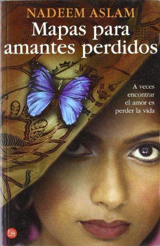 9788466318617: MAPAS PARA AMANTES PERDIDOS (FG) (Punto De Lectura)