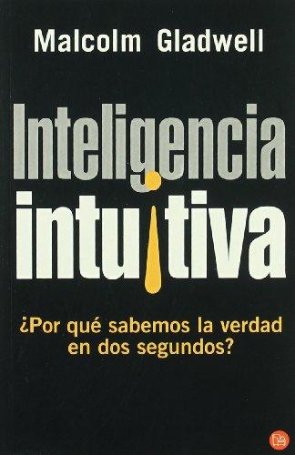 9788466318723: INTELIGENCIA INTUITIVA (FG)
