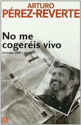 9788466318914: NO ME COGEREIS VIVO (FG)