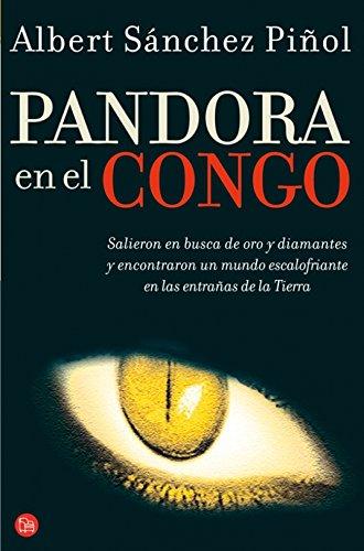 9788466318938: PANDORA EN EL CONGO (FG) (FORMATO GRANDE)