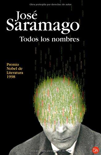9788466319133: Todos los nombres/ All the Names (Spanish Edition)