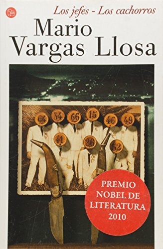 9788466320832: Jefes/Los Cachorros (Spanish Edition)