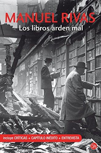 9788466321051: LOS LIBROS ARDEN MAL - FOTO FG (FORMATO GRANDE)