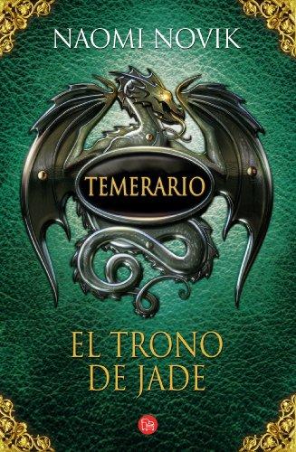 9788466321327: Temerario II. El trono de Jade (Bolsillo) (FORMATO GRANDE)